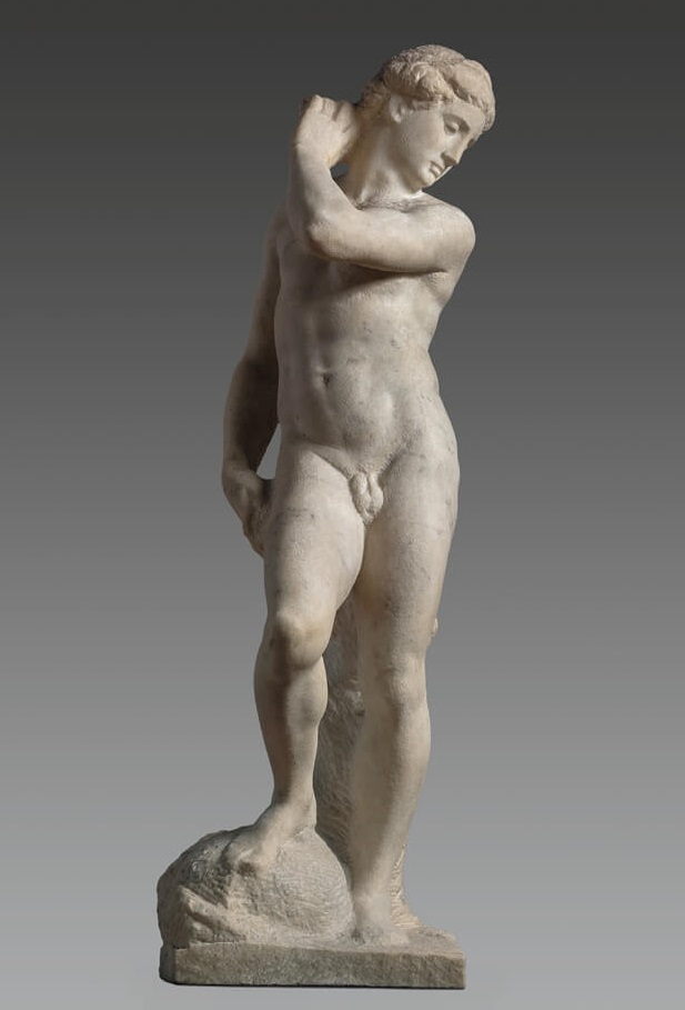 Apollo, by Michelangelo