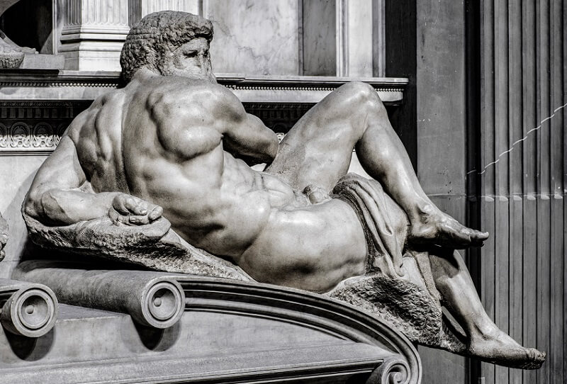 Day, by Michelangelo