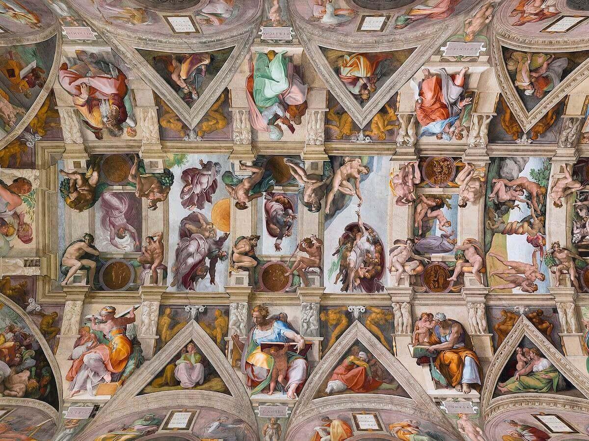 3719d13b5dff Sistine Chapel